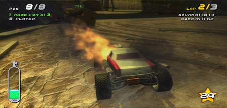 Smash Cars PSN